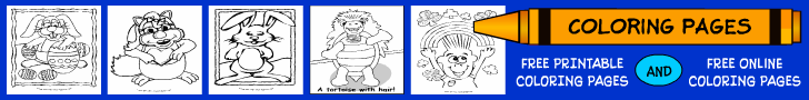 Explore hundreds of free printable and online coloring pages for kids!
