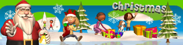 free kids christmas games and activities