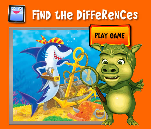 shark games online for kids to play