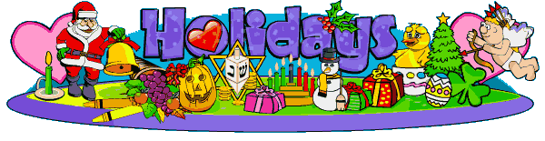 Free Holiday Games for Kids