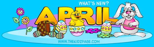 What's New at theKidzpage
