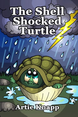 Free Online Stories The Shell Shocked Turtle Story for Kids