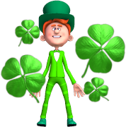 free clipart for kids over 1 500 clip art images st patrick s day rh thekidzpage com St. Patrick's Day Animals Rainbow St. Patrick's Day Clip Art