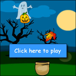 pumpkin smash free online halloween game for kids - Halloween Kid Games Online
