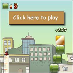 free kids games tower blocks game for kids. Black Bedroom Furniture Sets. Home Design Ideas
