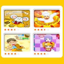 Online Games for Kids from 2sims.com