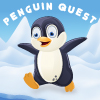 Penguin Quest Christmas Games for Kids