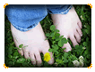 Bare Feet Online Jigsaw Puzzle for Kids