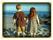 Kids at the Beach Online Jigsaw Puzzle for Kids
