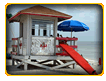 Life Guard Shack Online Jigsaw Puzzle for Kids