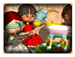 Piñata Party Online Jigsaw Puzzle for Kids