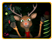Red-nose Reindeer Online Jigsaw Puzzle