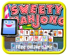Sweety Mahjong Matching Game for Kids