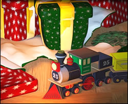Christmas Presents Online Jigsaw Puzzle