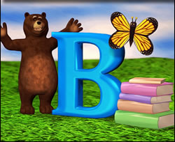 Letter 39 B 39 Free Online Jigsaw Puzzles For Kids
