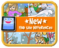 Find the Differences Games for kids