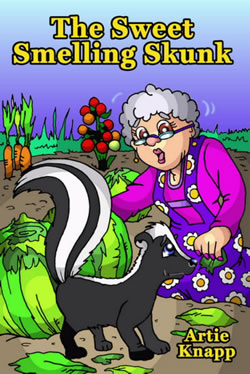 Free Online Stories -- The Sweet Smelling Skunk