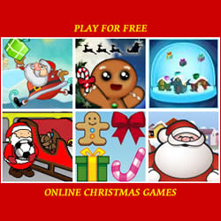 Online Christmas Games for Kids from Online Holiday Games