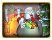 Santa Delivers Toys Free Online Jigsaw Puzzle for Kids