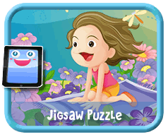 Magic Carpet Online mobile and tablet-ready jigsaw puzzle for kids