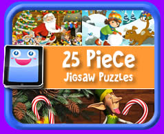 25 Piece Online jigsaw puzzle for kids