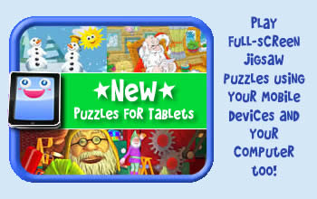Jigsaw Puzzles for Tablets & Other Mobile Devices